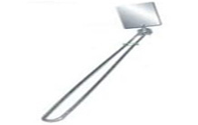 Inspection Mirror with Fork Handle